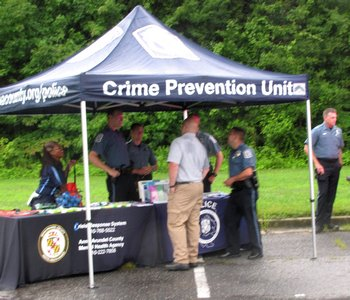 Crime Prevention Unit