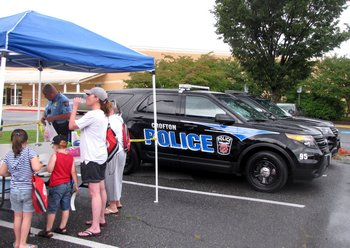 Crofton Police Department